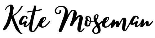 Signature logo Kate Moseman