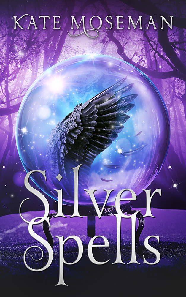 Silver Spells A Paranormal Women's Fiction Novel cover
